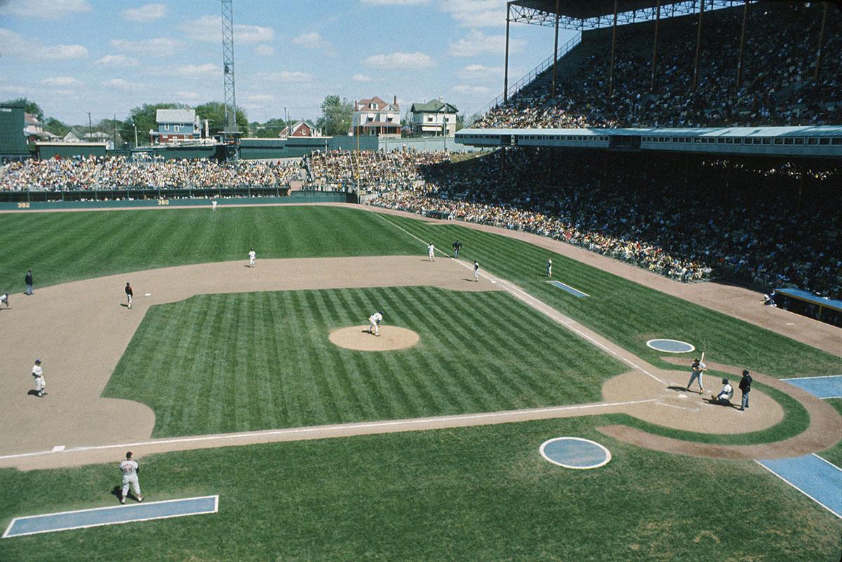 Municipal Stadium, Kansas City