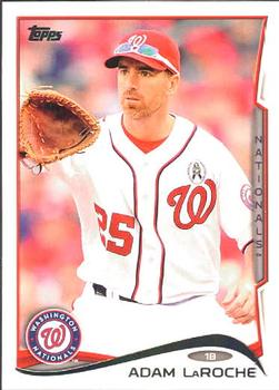 September 3, 2014: Nationals win in 14 innings, thanks to Adam LaRoche | Society for American Baseball Research