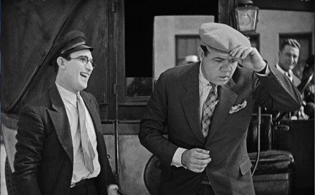 "Harold Lloyd's ""Speedy"""