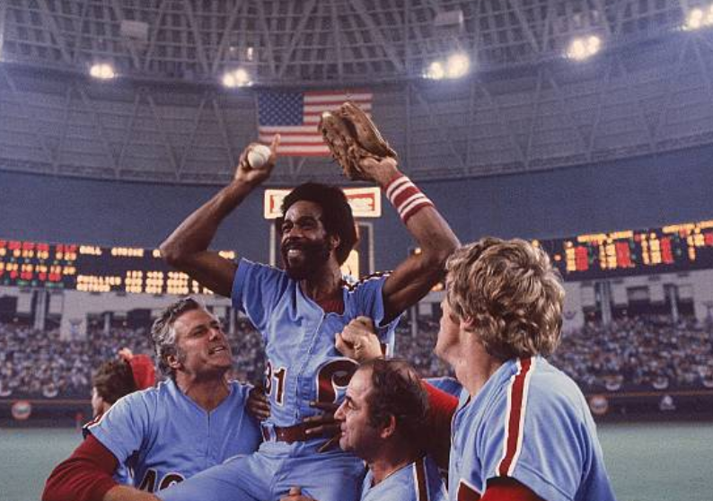 October 12 1980 Phillies Rally To Clinch NL Pennant In 10 Innings
