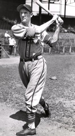 Shortstop Marty Marion was the Cardinals player representative. It would have taken his and Terry Moore's approval for the Cardinals players to take any collective action against Jackie Robinson.