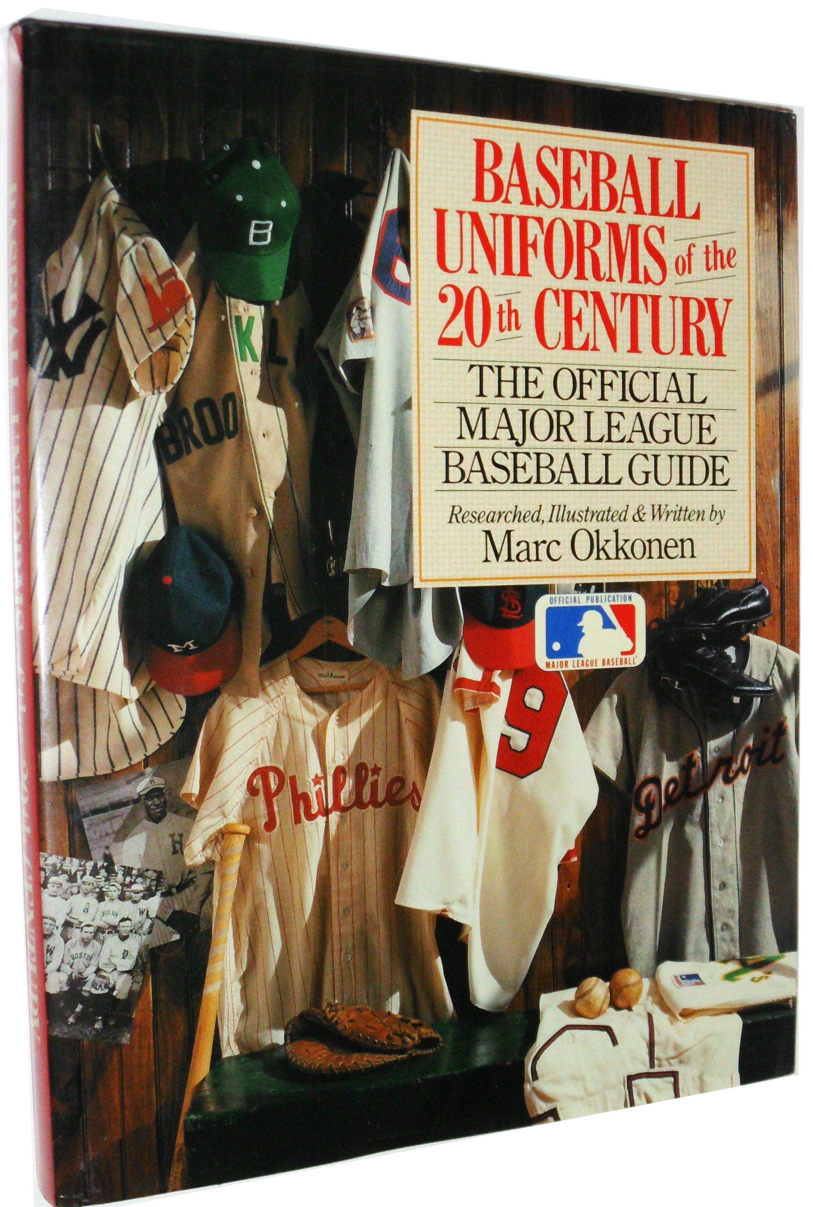 Baseball Uniforms of the 20th Century