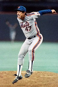 1986 World Series Game 7, Boston Red Sox at New York Mets ...