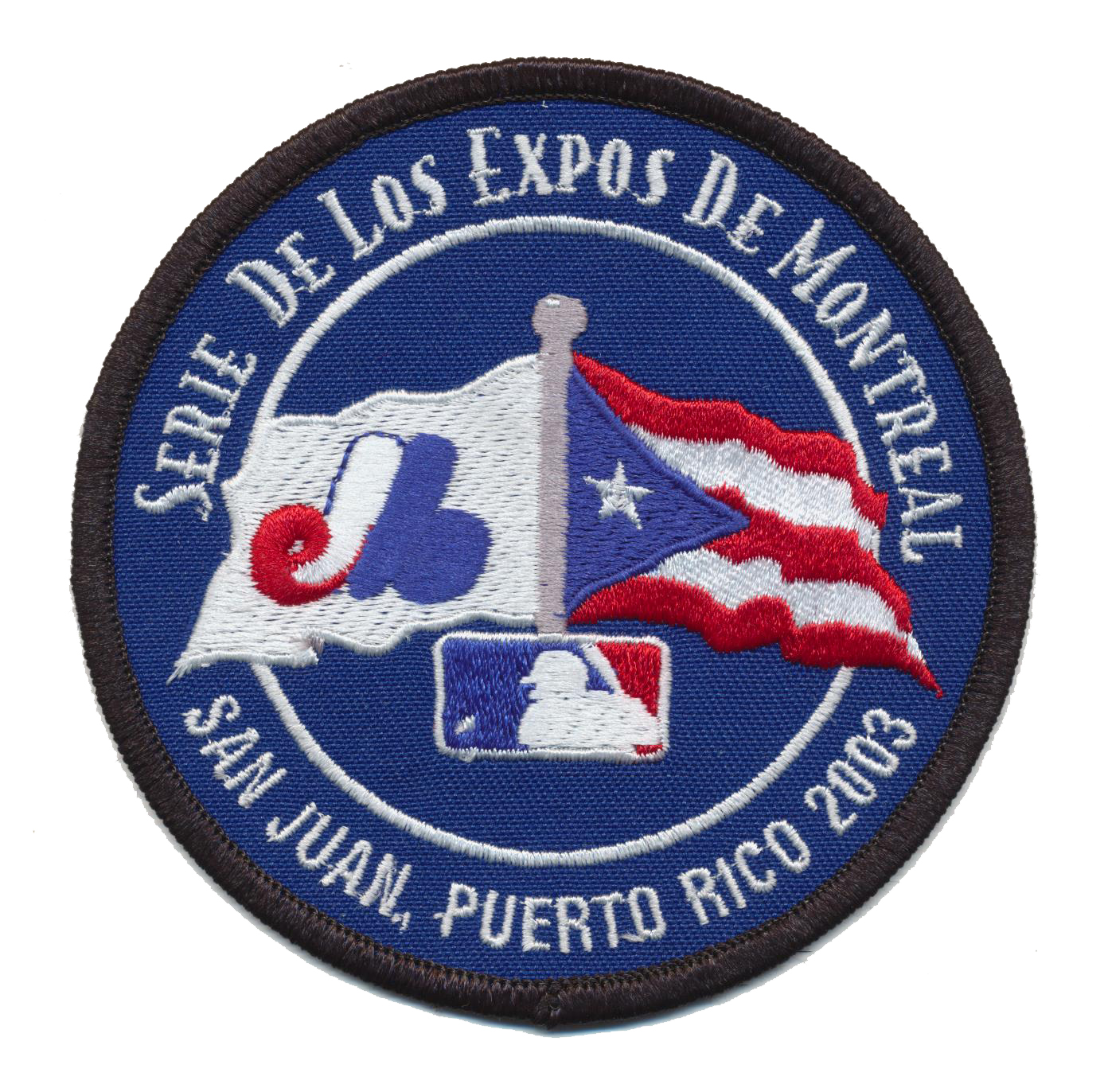 Los Expos in Puerto Rico patch