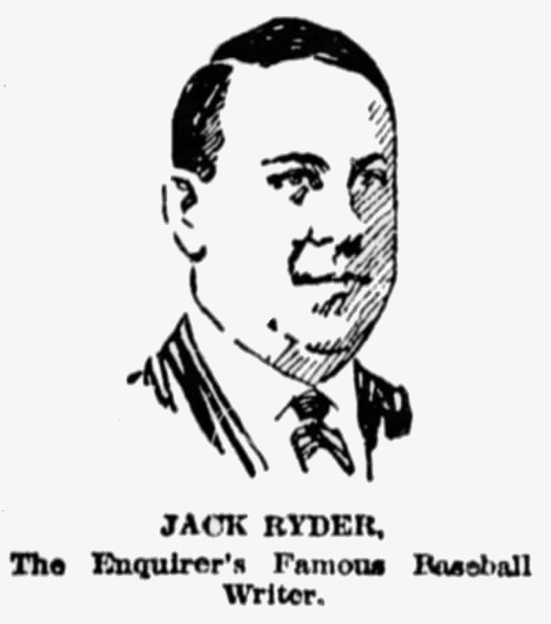 Jack Ryder