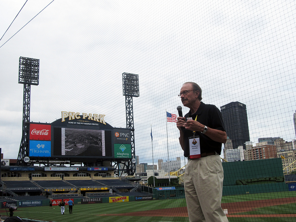 SABR 48: Listen to highlights from the PNC Park ballpark session ...