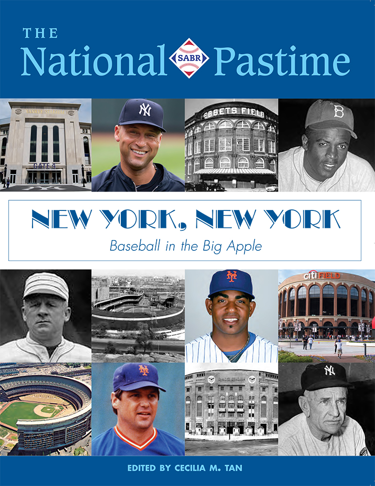 The National Pastime: New York, New York