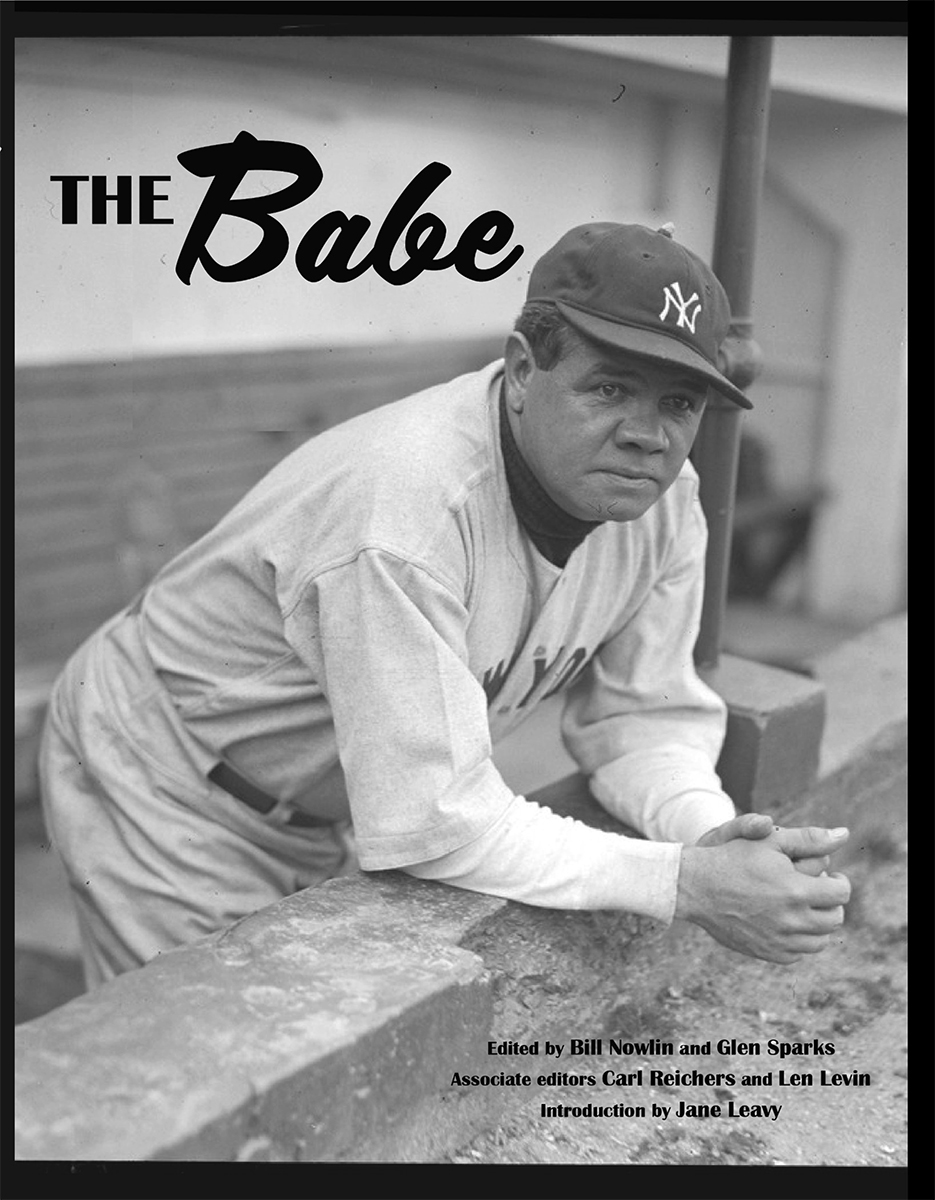 The Babe book cover