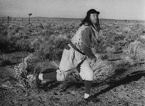 """Jim Thorpe in """"One Run Elmer"""""""