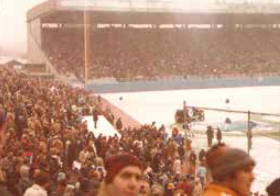 Opening Day in Toronto, 1977
