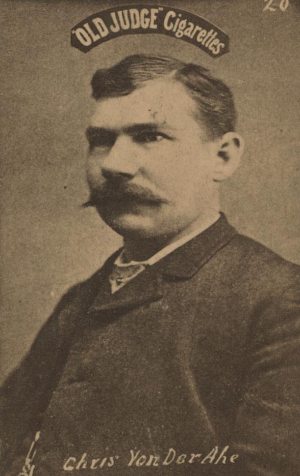 Chris Von der Ahe (LIBRARY OF CONGRESS)