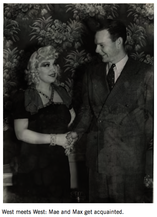 Mae West and Max West