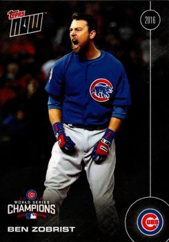 Ben Zobrist (THE TOPPS COMPANY)