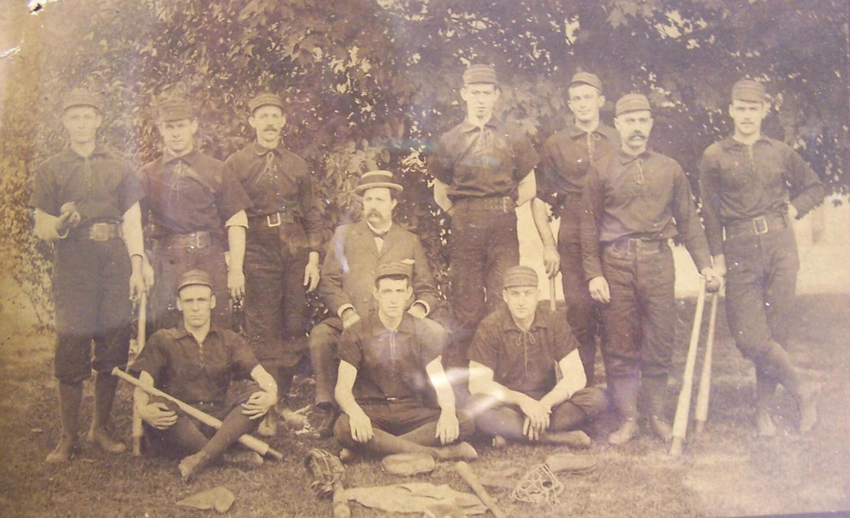 1891 Asylum Base Ball Club