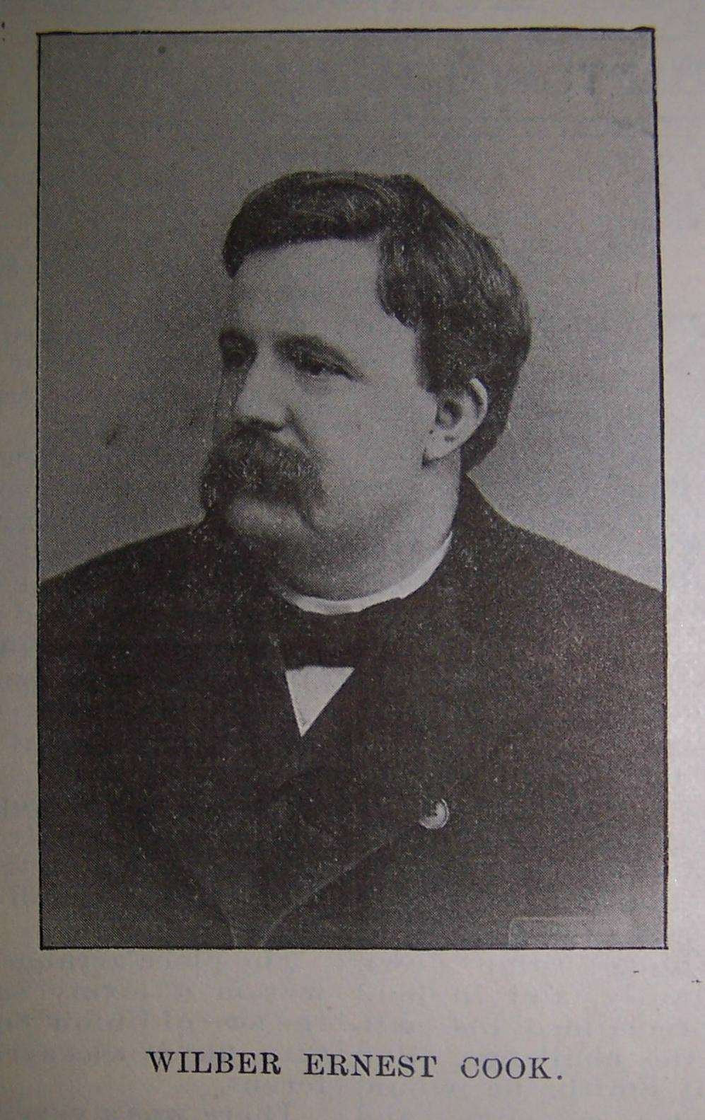 Wilbur E. Cook