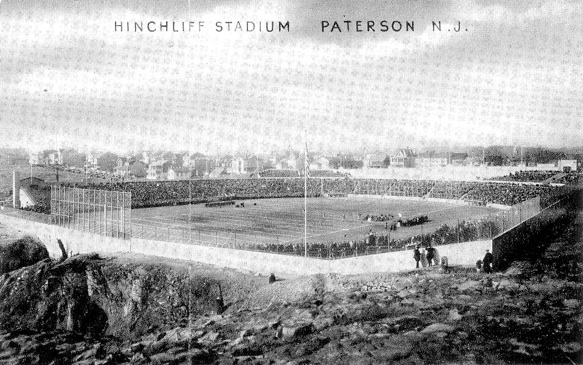 Hinchliffe Stadium (COURTESY OF FRIENDS OF HINCHLIFFE STADIUM)