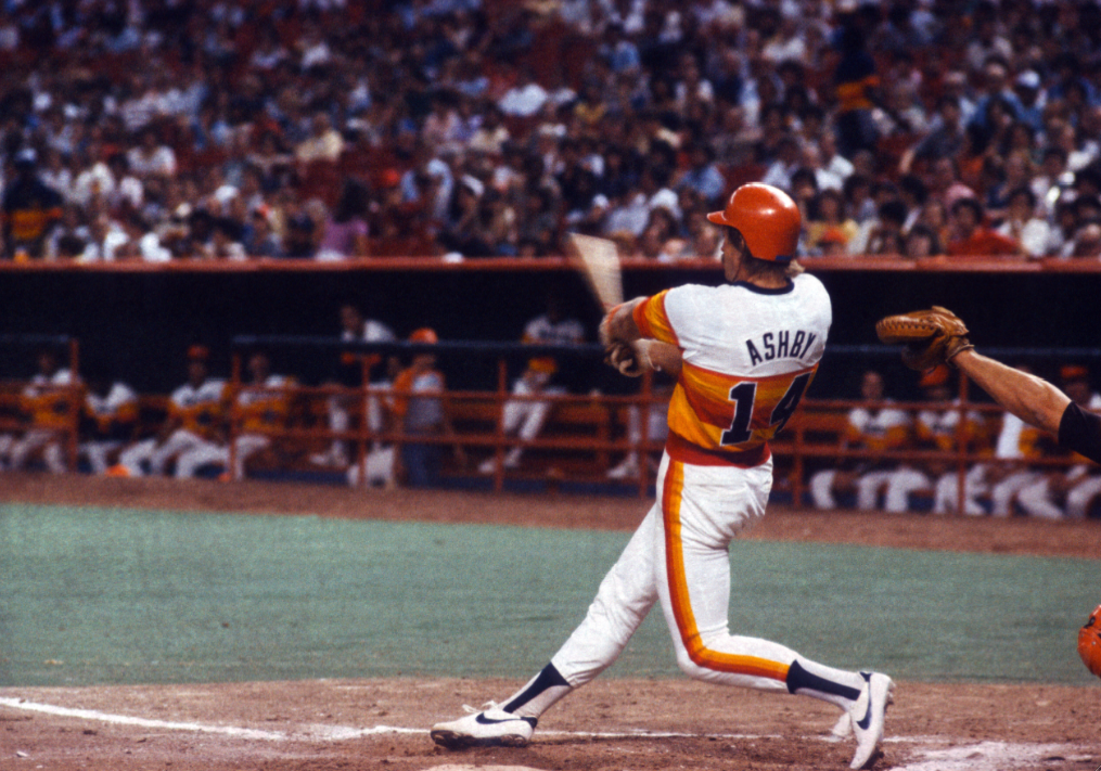 "After hitting .202 in 1979, he remarked, ""I'm convinced there is a lot more hitting ability inside me. Maybe it's hiding."""