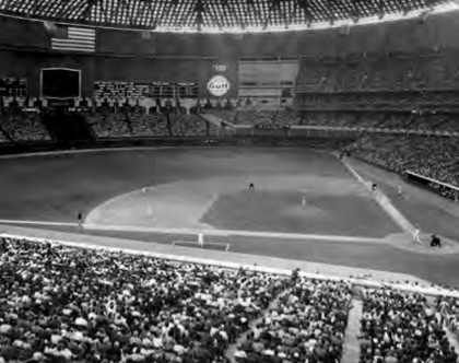 The 1968 mid-summer classic was the first All-Star Game to be played at night.