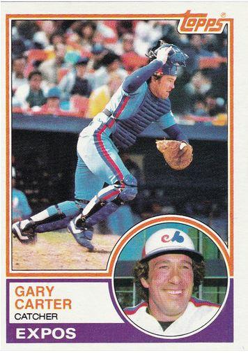 Gary Carter Society For American Baseball Research