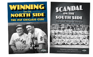 SABR 45 ebooks: 1919 White Sox, 1929 Cubs