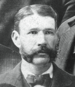 Cleveland pitcher was working virtually every game when he no-hit Philadelphia in 1883.