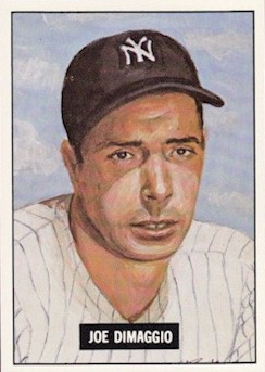 joe dimaggio actor