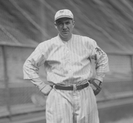 New York Giants star was considered to be one of the best second basemen of his era. He was voted in as a Retroactive All-Star Game starter four times.