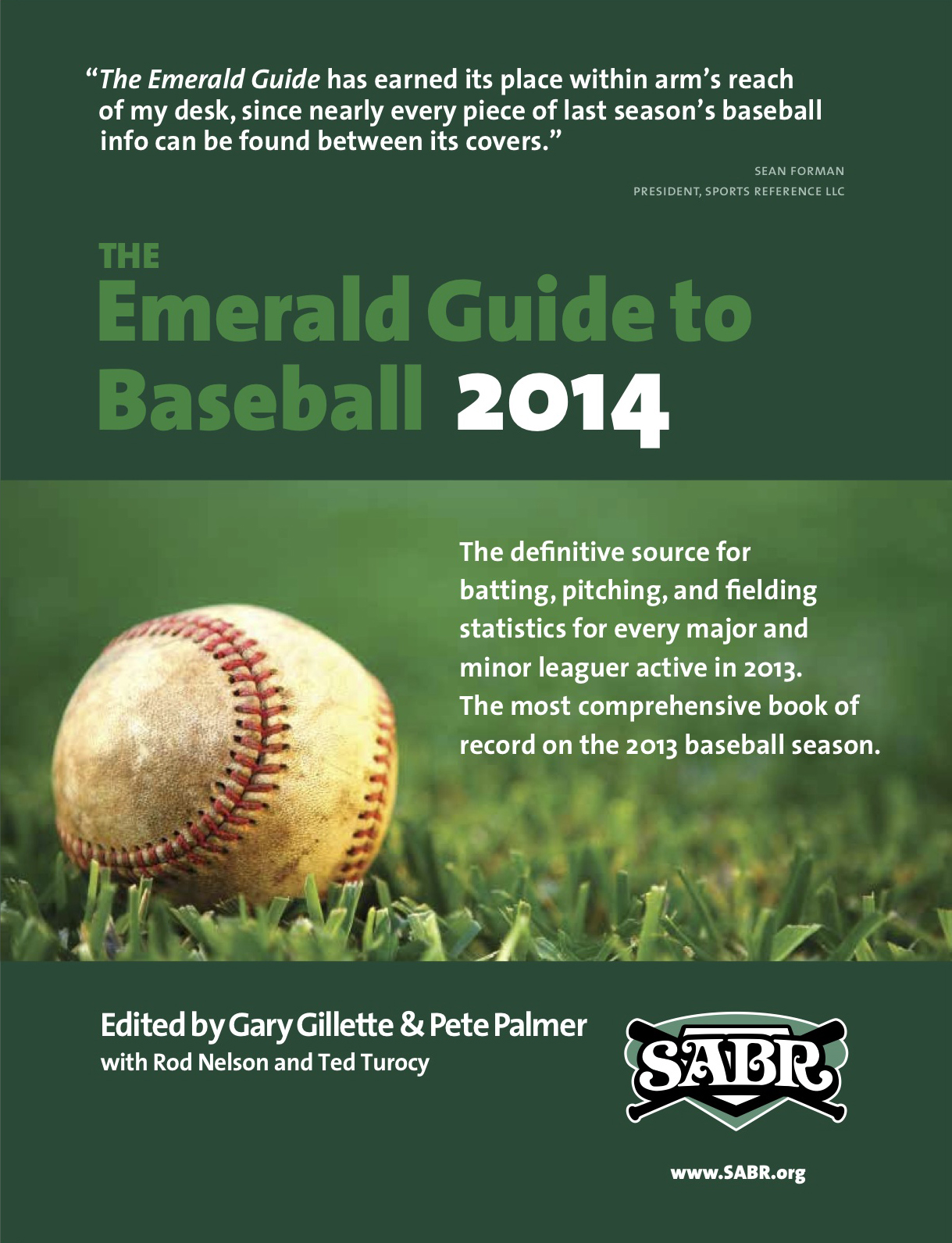 Historically, the primary purpose of annual baseball guides has been the  publication of the official league standings plus the official team and  individual ...