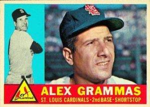 Alex Grammas | Society for American Baseball Research