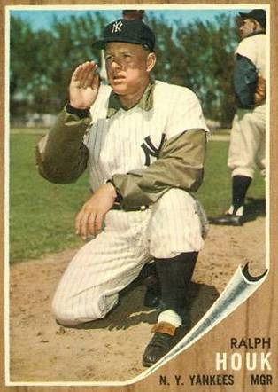 Image result for ralph houk yankee images