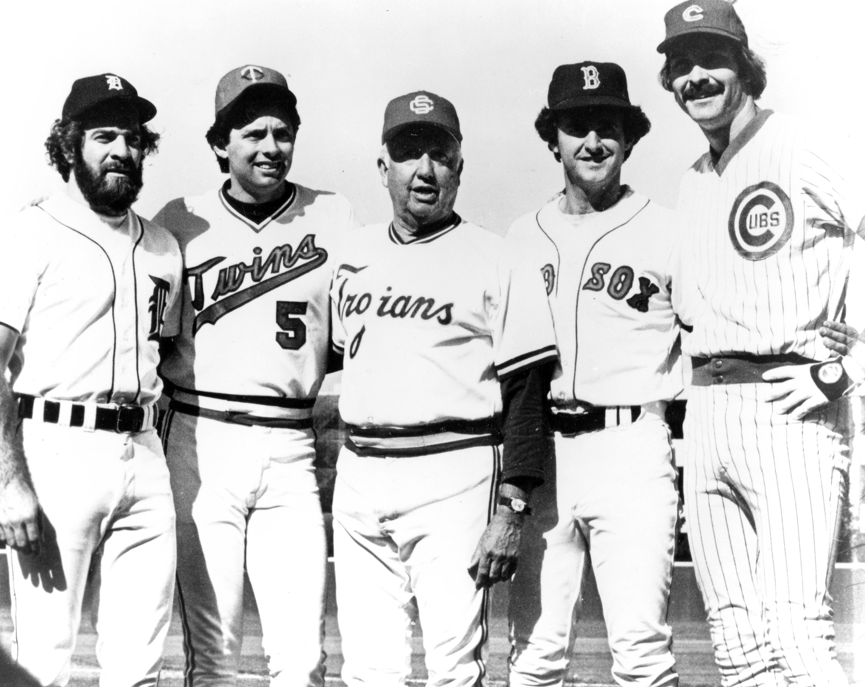 steve kemp roy smalley rod dedeaux fred lynn and dave kingman 1970 Toys and Games Board steve kemp roy smalley rod dedeaux fred lynn and dave kingman