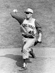 On June 14, 1965, Cincinnati ace pitched an 11-inning complete game with 18 strikeouts, giving up only one run for a game score of 106 (but he lost the game, 1–0).