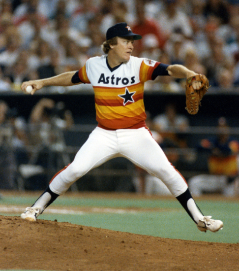 Astros ace was waiting in the wings to face the Mets in Game Seven of 1986 NLCS.
