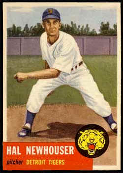 Detroit Tigers star pitcher won the first of his two consecutive American League MVP Awards in 1944 and also led the Tigers to the World Series in 1945.