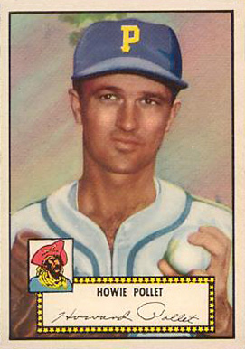 Howie Pollet | Society for American Baseball Research
