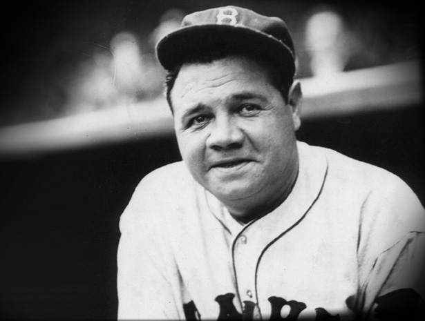 45b1c8be55e Babe Ruth
