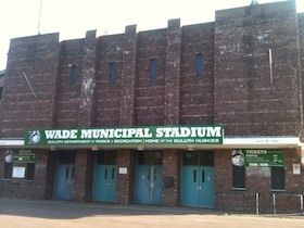 Wade Stadium Duluth Society For American Baseball Research