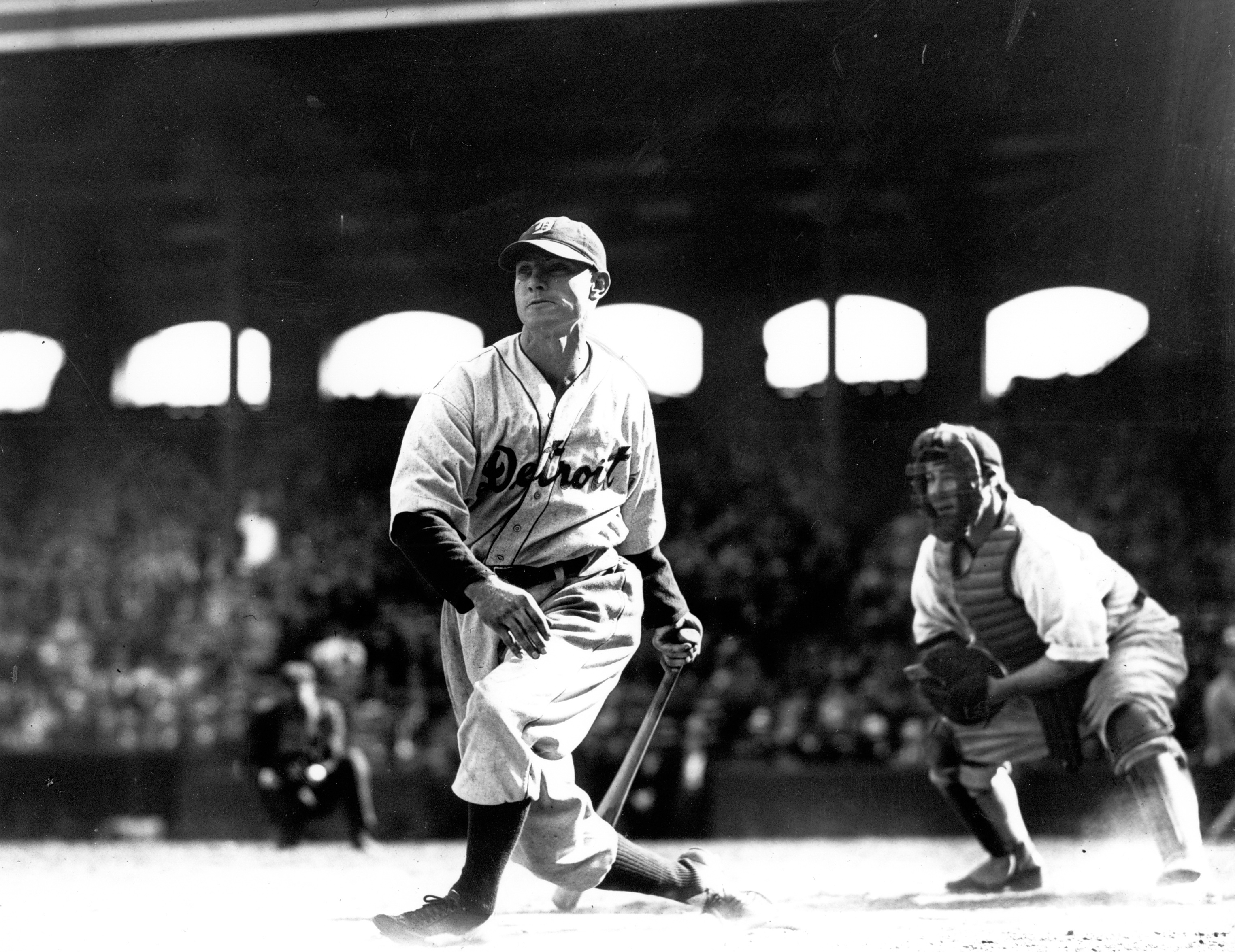Outfielder hit for high averages, rarely walked or struck out. In 1936, he collected 55 doubles to rank second in the AL.