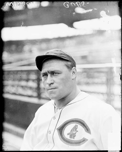 47a85e9598c230 The Chicago Cubs' Hack Wilson jogged out to his position in center field to  start the home half of the seventh inning. Turning toward the diamond, ...