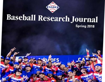 Spring 2018 Baseball Research Journal | Society for American